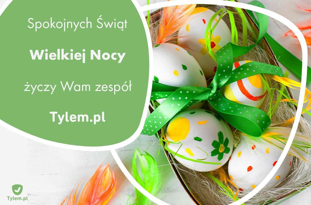 Życzenia Wielkanocne 2020r. od Tylem.pl