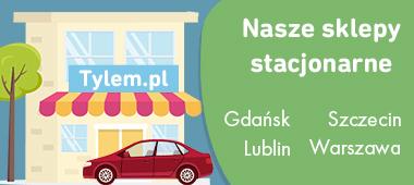 Sklepy stacjonarne z fotelikami Tylem.pl