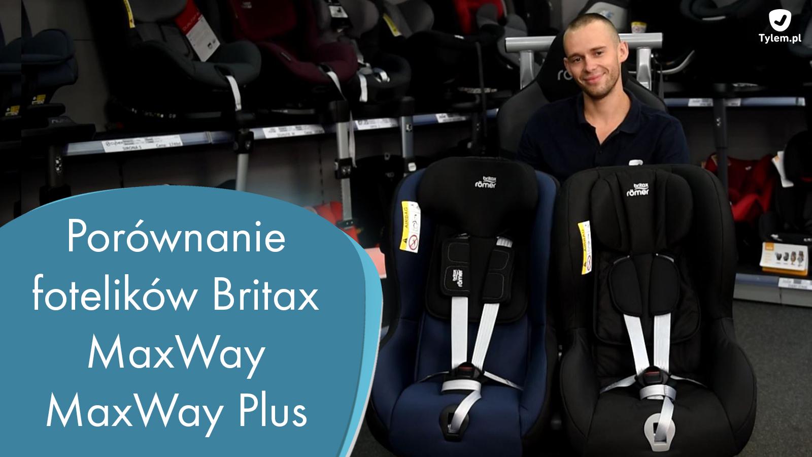 Porównianie MaxWay i MaxWay Plus
