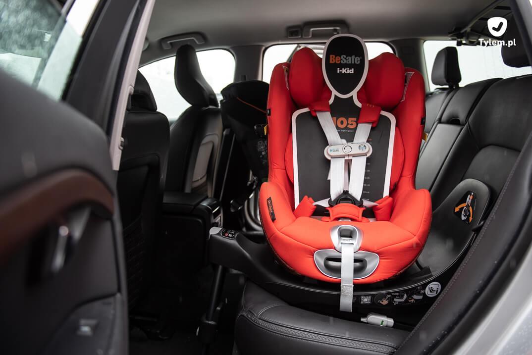 Jaki fotelik samochodowy wybrać 0-18kg czy 9-25kg