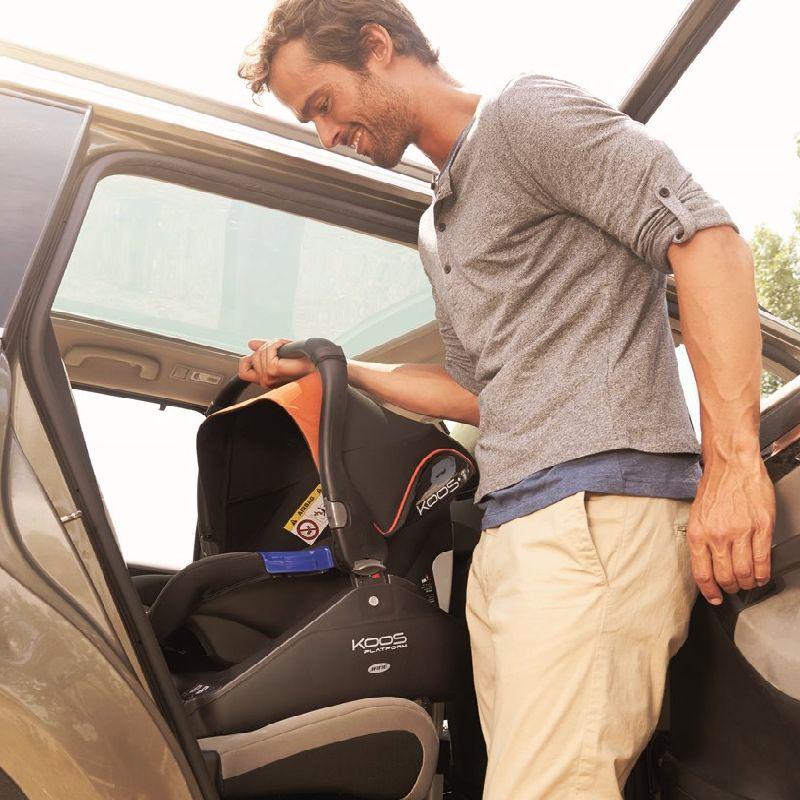 Jaki fotelik samochodowy wybrać dla noworodka, czyli który model 0-13kg jest najlepszy.