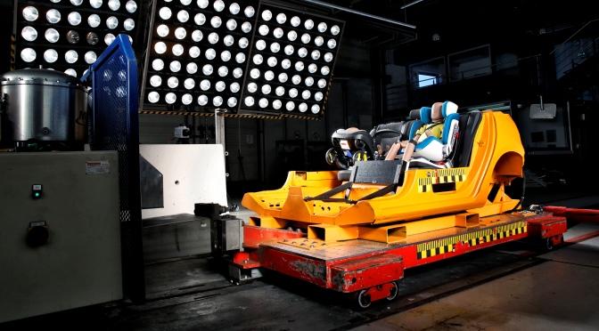 ADAC test fotelików 15-36kg platforma