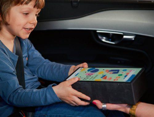 Volvo tworzy nowy rodzaj tabletu.