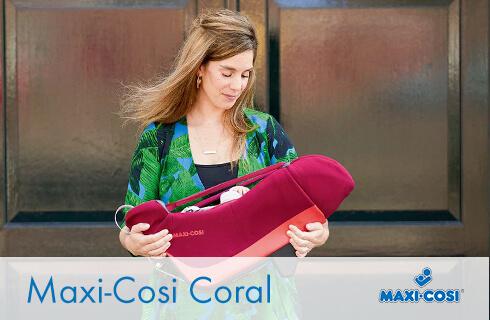 Maxi Cosi Coral